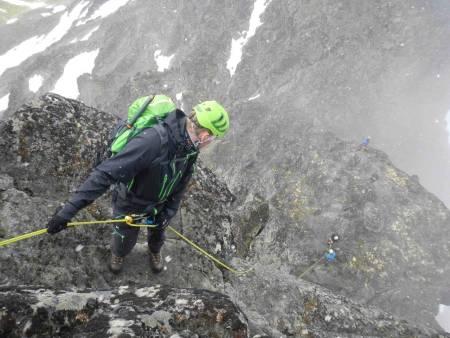fjellsport klatring fjellføring