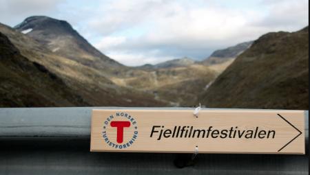 Fjelliflmfestivaln flyttes til Gjendesheim. Foto: Martin Hauge Nilsen