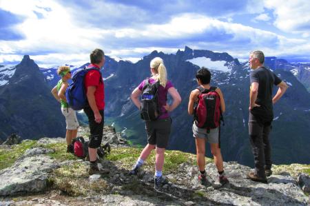 Blir det folkevandring i Romsdalen? Foto: Roar Klæt