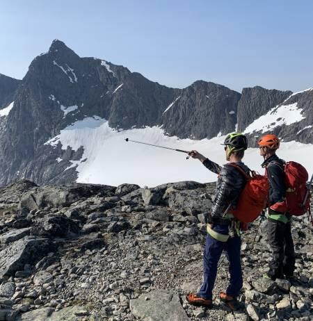 fjellturisme korona-sommeren