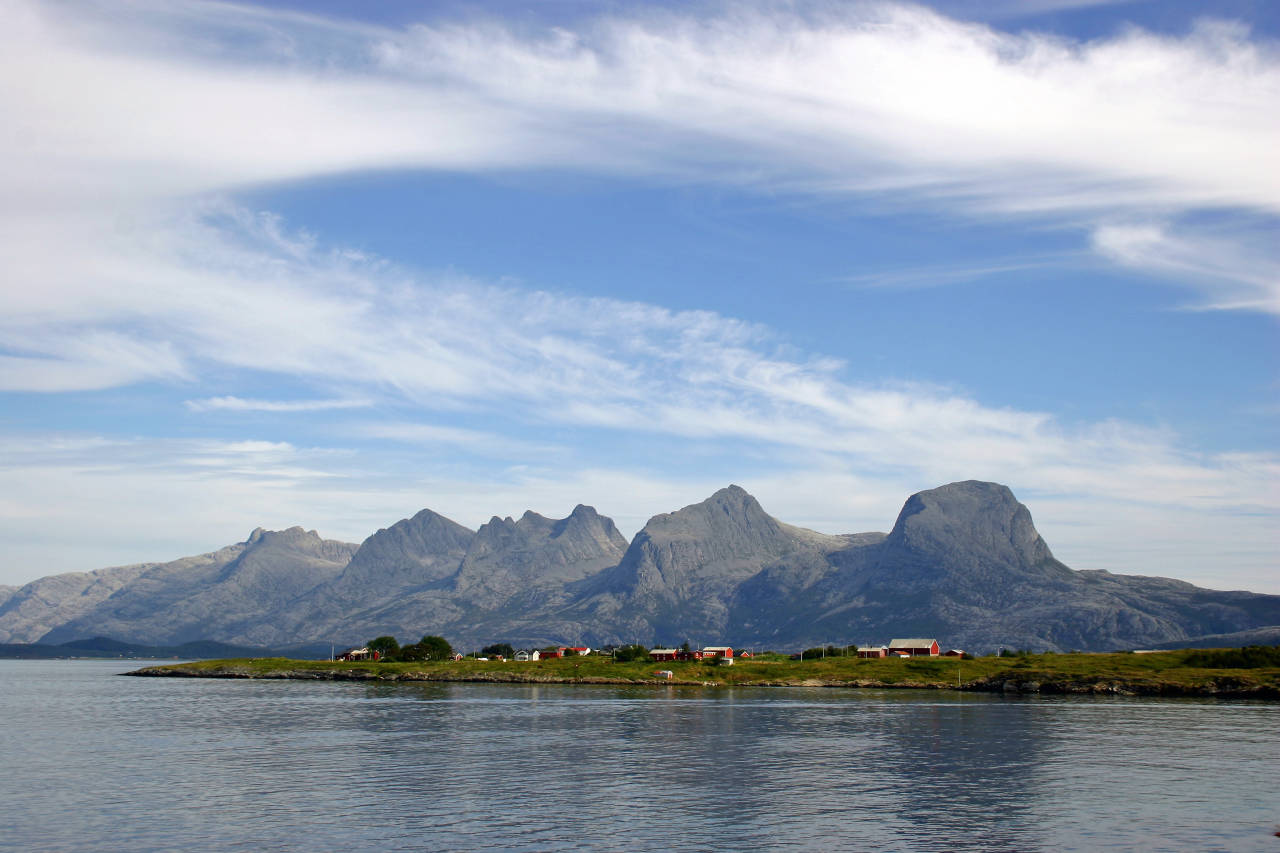 flotte fjellturer i norge