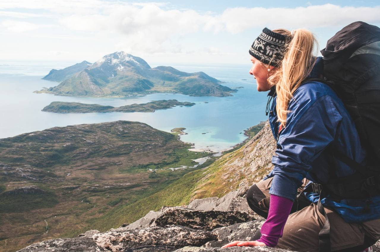 forslag fjellturer i tromsø