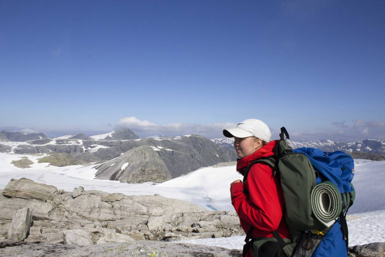 Ålfotbreen fjelltur