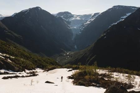 fjelltur i olden stryg