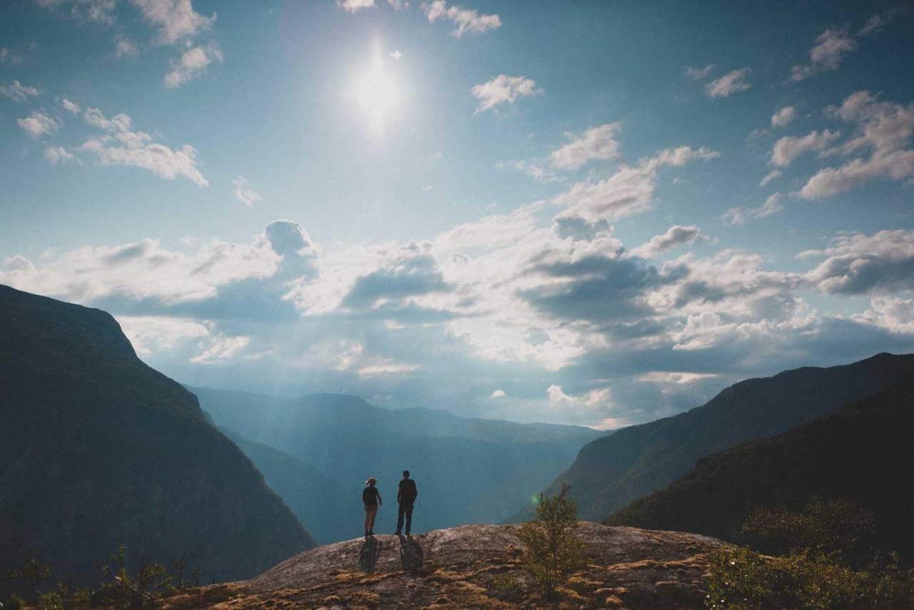 hardanger, eidfjord, vøringsfossen
