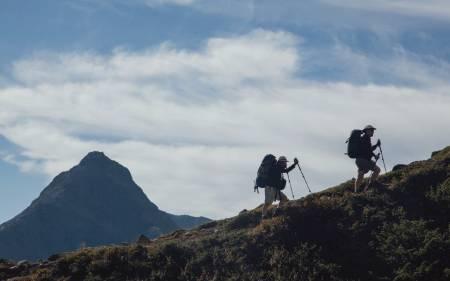 Ukestur i jotunheimen gjendesheim til øvre årdal