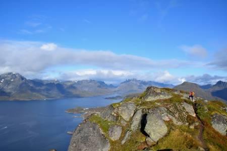 Høstturer i lofoten foto Espen nordahl