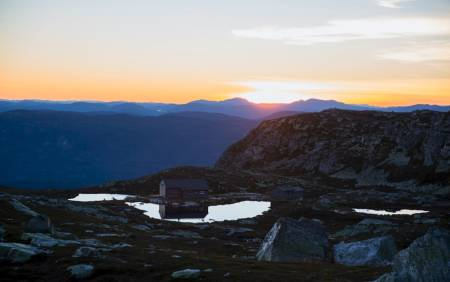 Sigridsbu. Foto: Line Hårklau