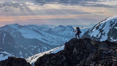 Alnestinden i Romsdalen, foto rob buist