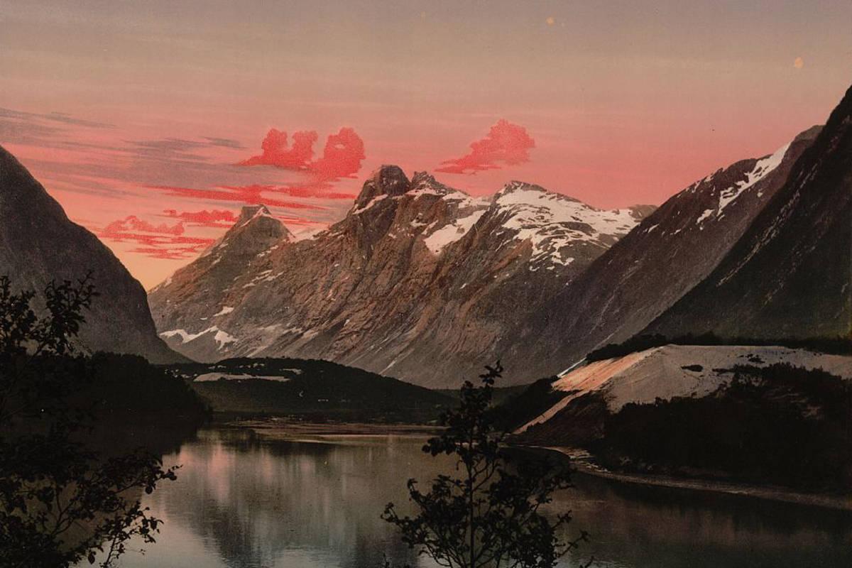 Kongen Romsdalen Dronningen Bispen