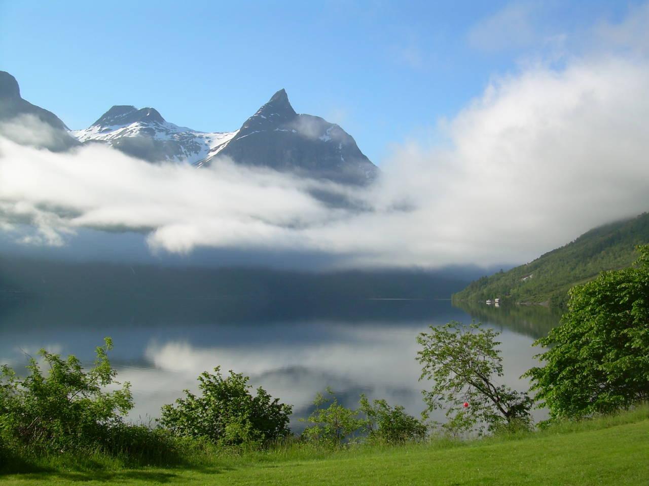 Fjellturer i Eresfjord