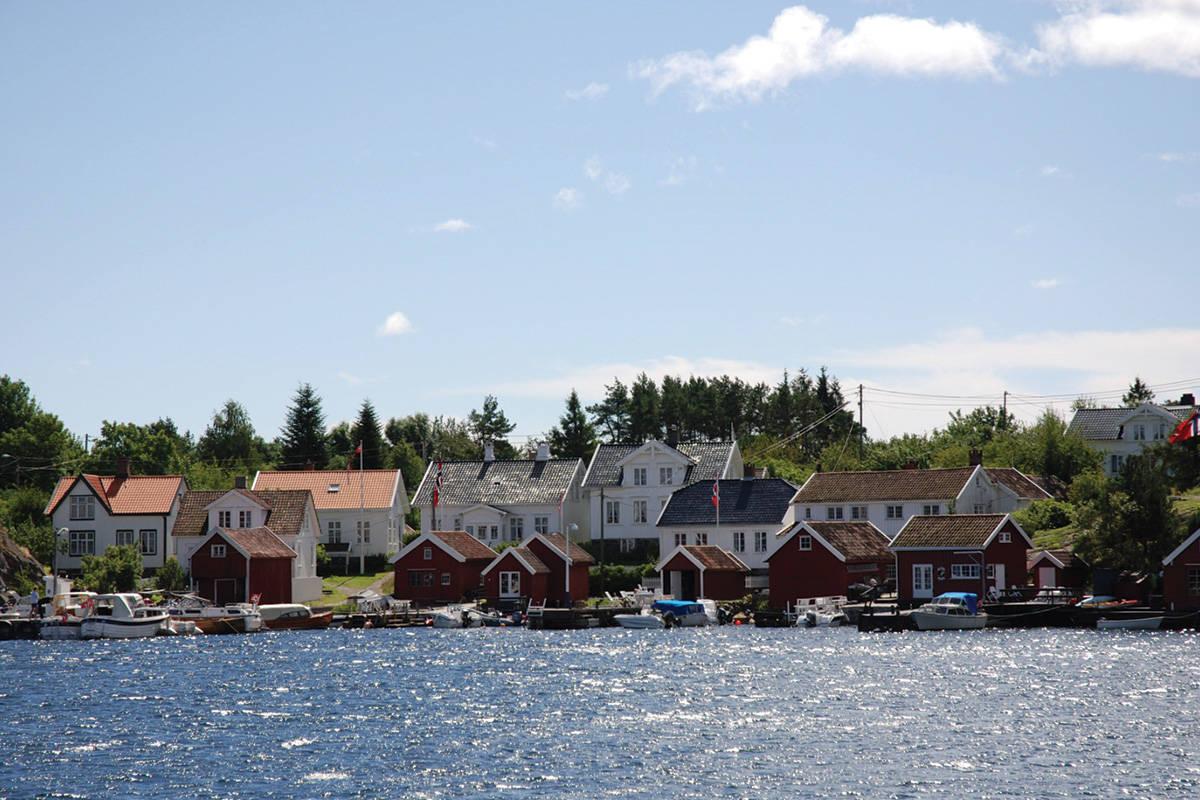 Merdø Arendal Sørlandet turguide