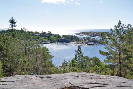 Skauerøya Sørlandet turguide