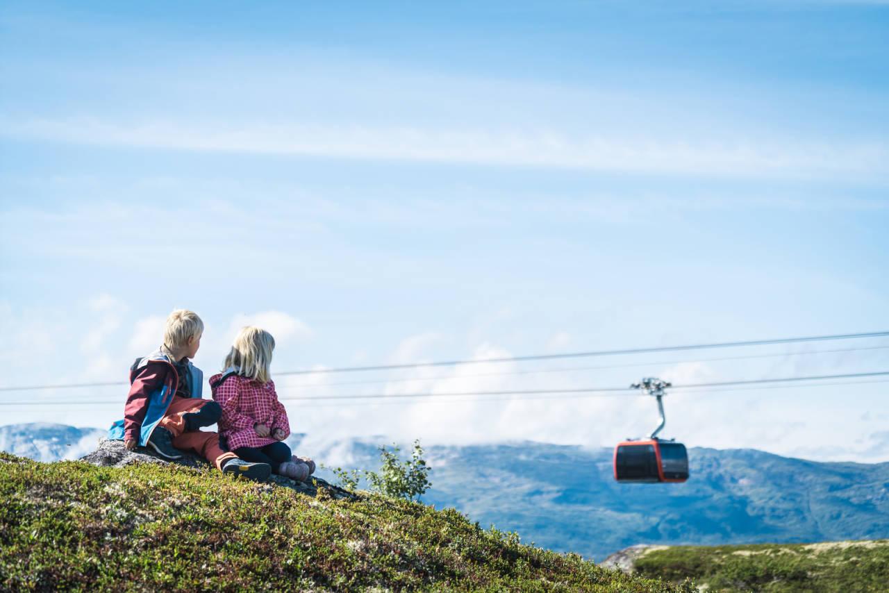 gondoler til fjells
