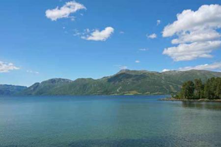 Totak og Raulandsfjell turguide Telemark