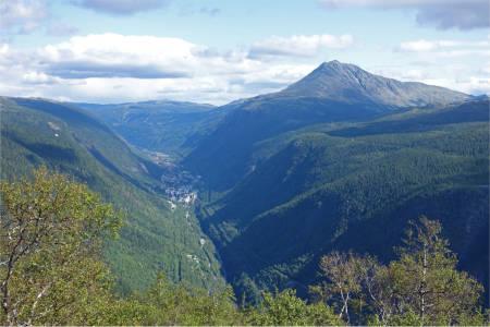 Kjerringsveiven Rjukan Fjellstue Gvepseborg Turguide