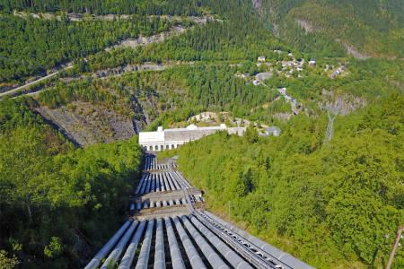 Krokan Rjukanfossen Rauland Telemark Tungtvann