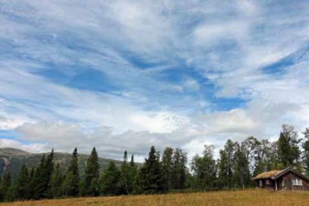 Svalastogjuvstaul turguide Rauland Telemark