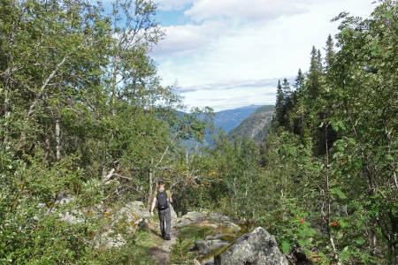 Sabotørstien Rauland Telemark Tungtvannsaksjonen Turguide