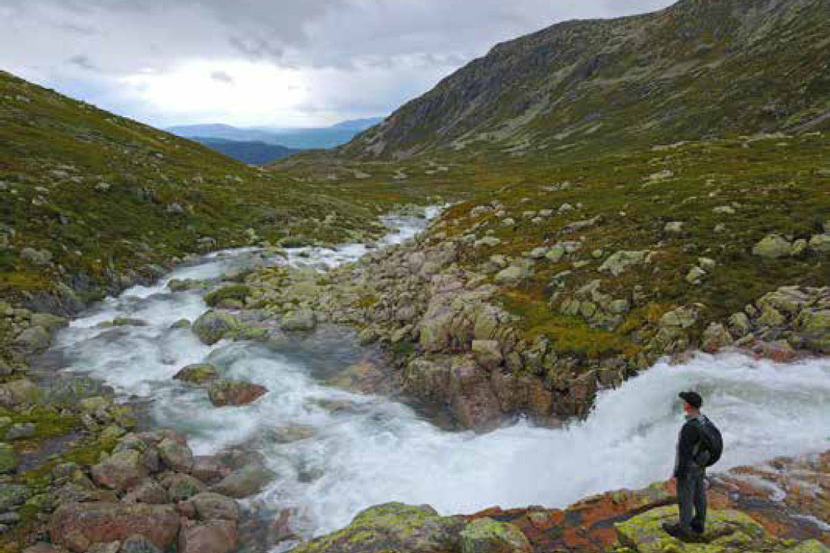 tehytta te-hytta rauland totak guide tur topptur kart hardangervidda