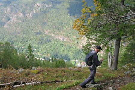 Rjukan Selstali turguide Telemark