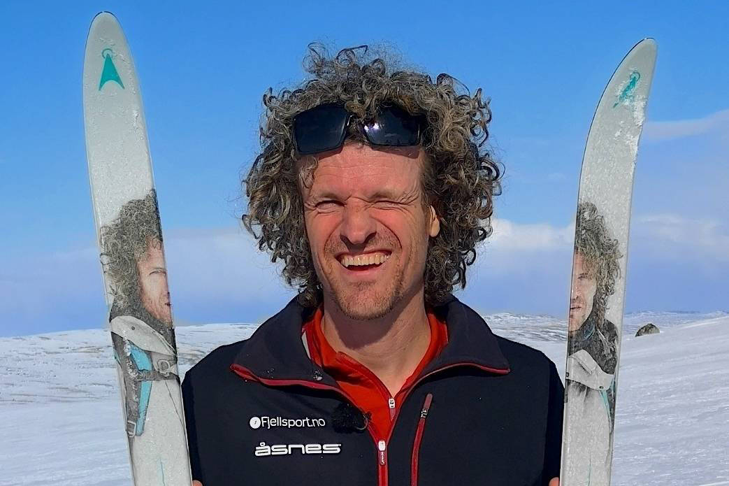 Aleksander Gamme fjellfilm utemagasinet fri flyt