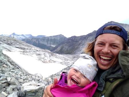 mina og meg årets fjellgeit 2021