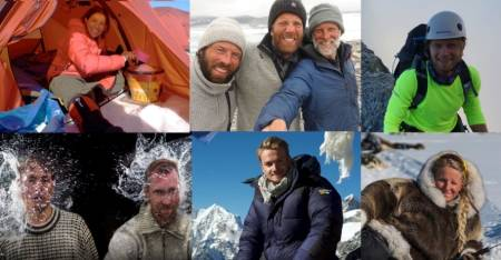 1. Astrid Furholt 2. Ekspedisjon Astrup 3. Teodor Glomnes Johansen 4.  Atlanterhavsroerne 5. Torkjel Hurtig 6. Tonje Blomseth