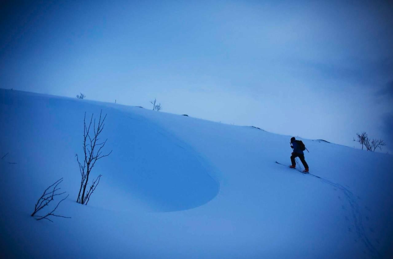 risiko i vinterfjellet -