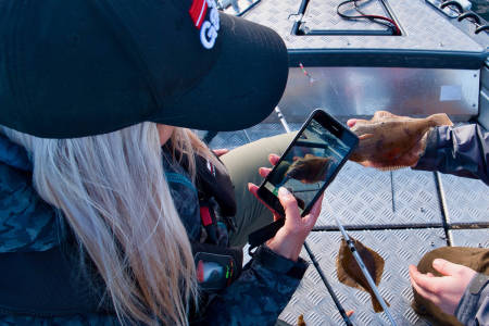 FiskHer app Android og google