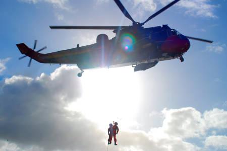 Seaking utemagasinet redningsaksjon