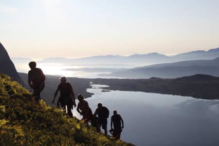 SOMMERTUR: Drømmer du om Romsdalsfjell i sommer, kanskje det kan passe samtidig med Norsk Fjellfestival? Foto: Elin Herjehagen