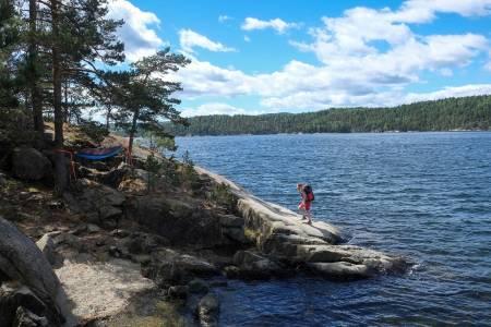 Hengekøyetur til Håøya  tursøstre