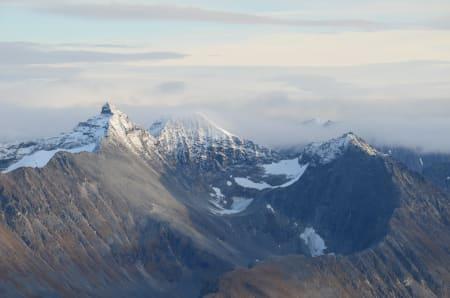 Hva skal fjellkjeden hete? Foto: Ida Eri Sørbye