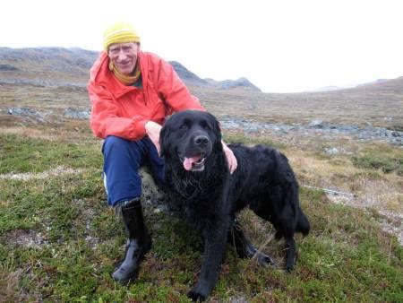 Den norske friluftsprisen 2012 tildeles Olav Thon. Foto: Privat