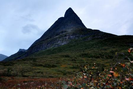 FORETREKKER KORTREIST: På vei til Innerdalstårnet vil du sannsynligvis møte på noen stolte sunndøler. Illustrasjonsfoto: Gunhild Aaslie Soldal