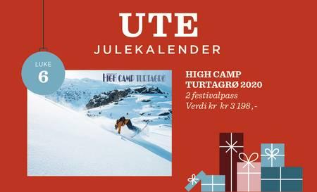 Luke 22 er åpen | Julekalender | UTEMAGASINET.NO