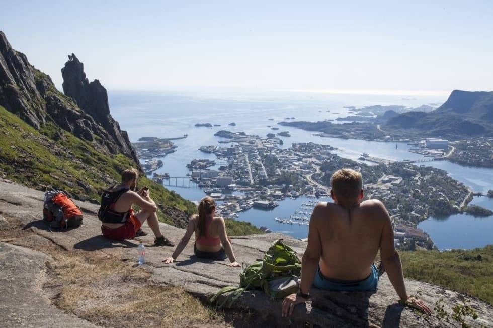 lofoten sommerferie norgesferie marte stensland jørgensen