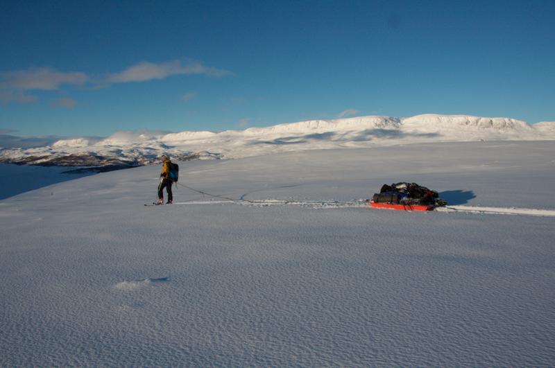 De nye fjellvettreglene er lansert, og Nils Faarlund er skeptisk. Foto: Sandra Lappegard
