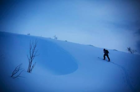 risiko i vinterfjellet
