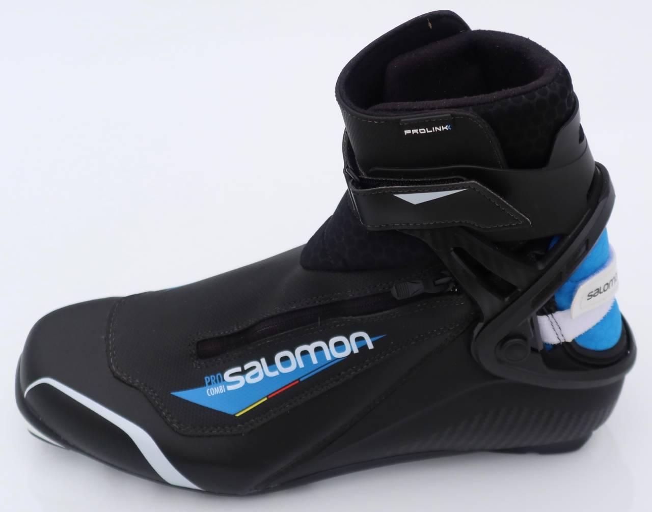 Test av SALOMON Pro Combi Prolink