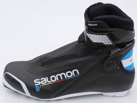 Test av Salomon /R