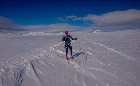 trolløypa langrenn skitur