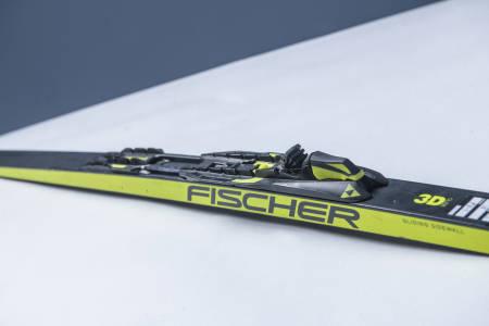 TEST AV FLYTTBARE BINDINGER: Fischer Turnamic Race Pro Classic. Foto: Vegard Breie