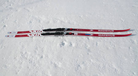 Test av Madshus Intelligrip Nordic Pro felleski