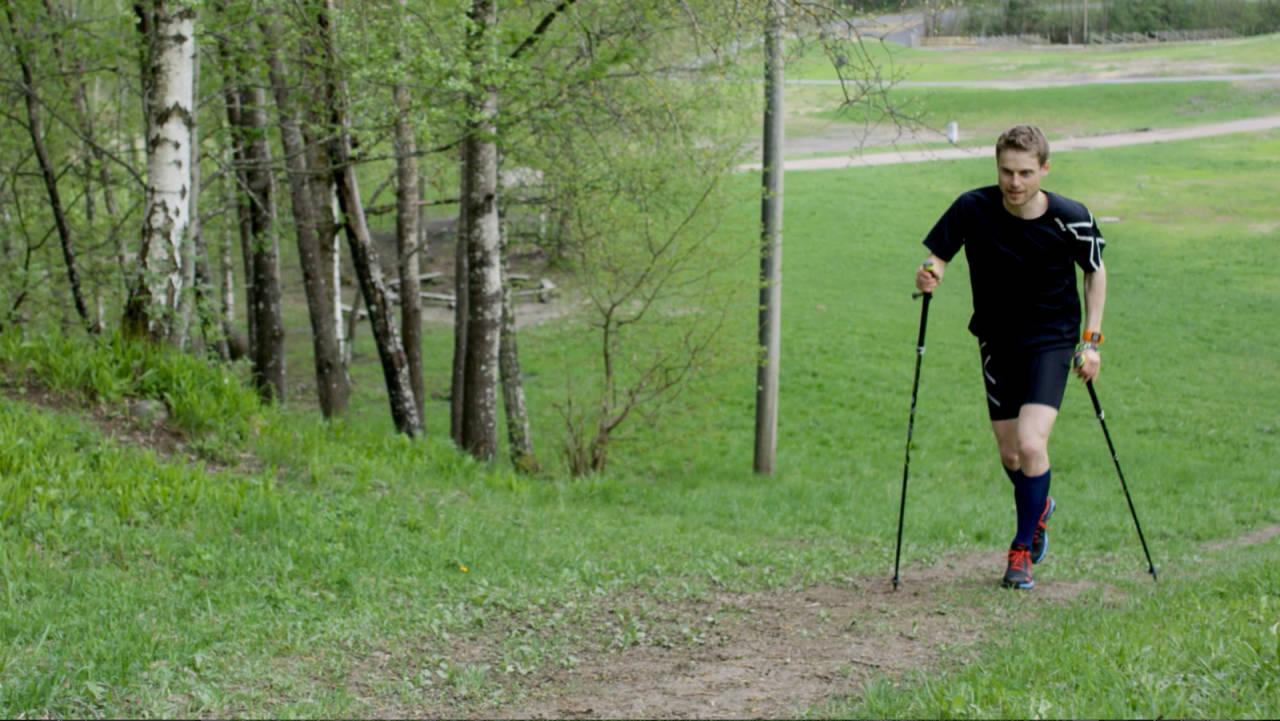 trening for langrenn barmarkstrening