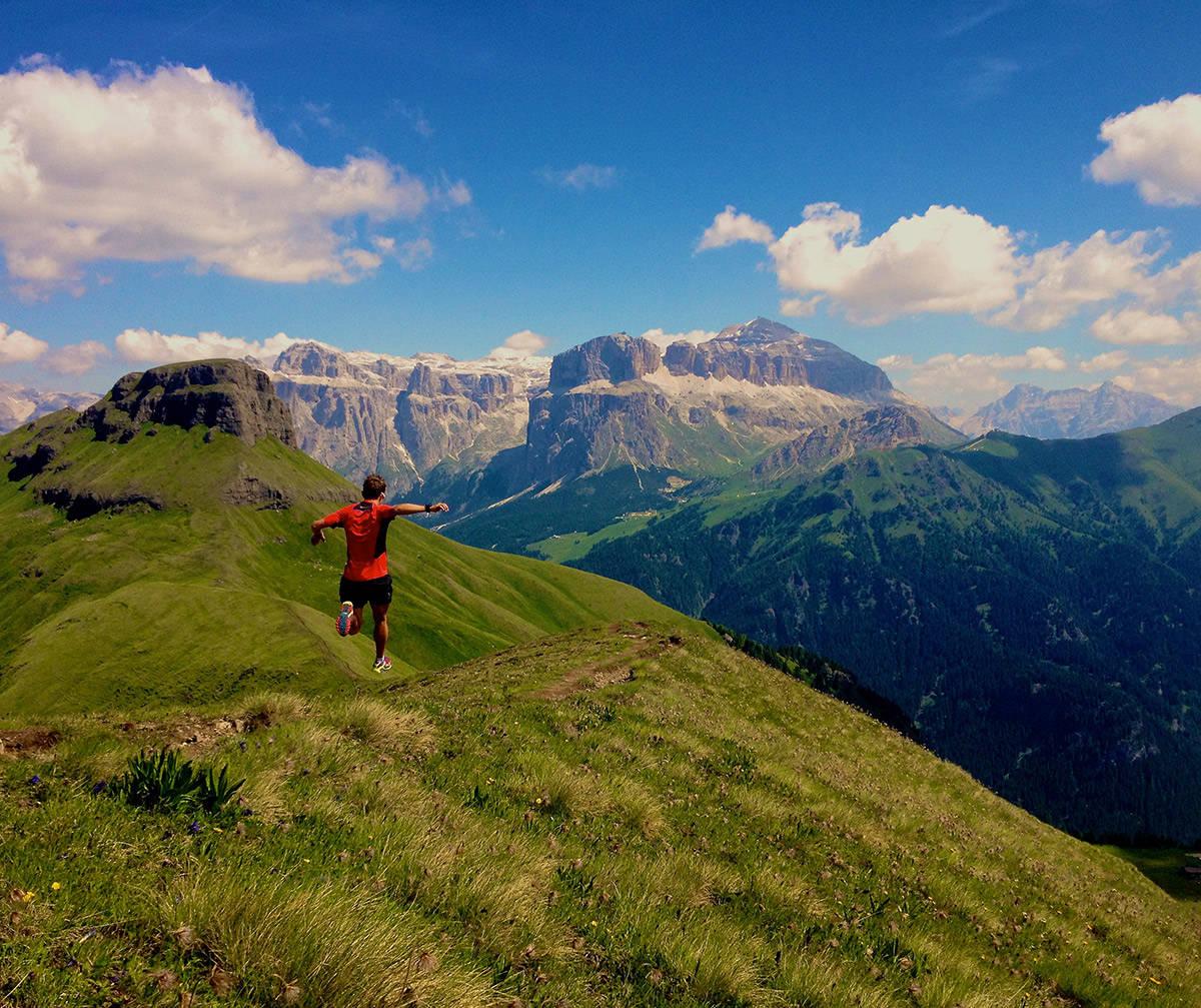 finn flyten på sti fjelløping