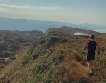 fjelløping i bergen løpetur utemagasinet