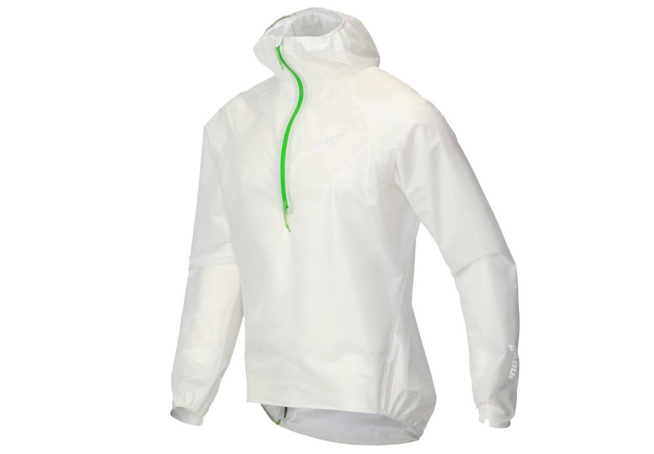 Inov8 Ultrashell Waterproof Jacket: En tynnest og lettest mulig jakke er gjerne akkurat det du trenger når du likevel skal produsere din egen varme.