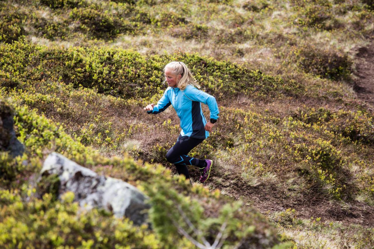 HUSK Å GIRE: –Det er lov å gå, sier stadig høyangerjenta Malene Blikken Haukøy, selv om hun tilsynelatende ikke driver så mye med denslags selv. Bilde: Christian Nerdrum